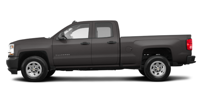 2018 Chevrolet Silverado 1500 WT | Photo 4 | Graphite Metallic