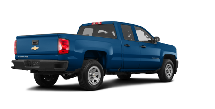 2018 Chevrolet Silverado 1500 WT | Photo 5 | Deep Ocean Blue Metallic
