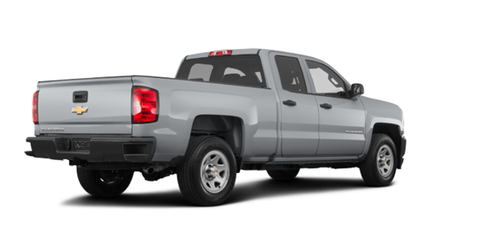 2018 Chevrolet Silverado 1500 WT | Photo 5 | Silver Ice Metallic