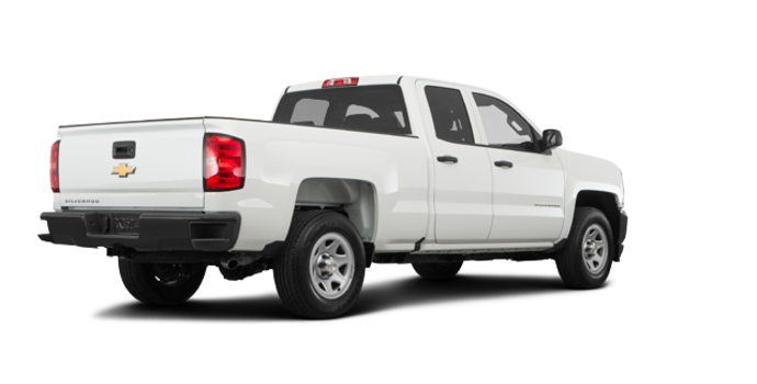2018 Chevrolet Silverado 1500 WT | Photo 5 | Summit White