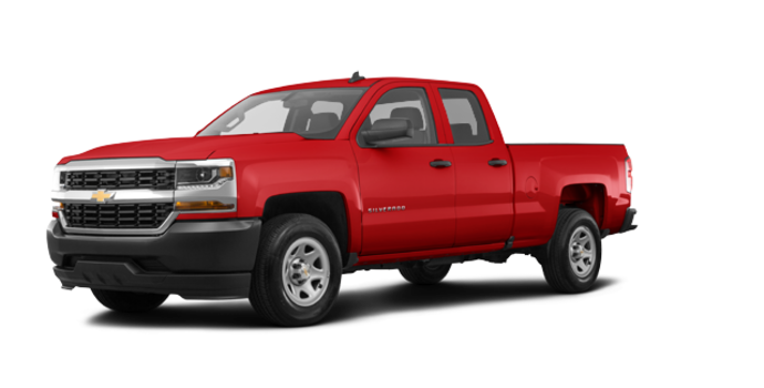 2018 Chevrolet Silverado 1500 WT | Photo 6 | Red Hot