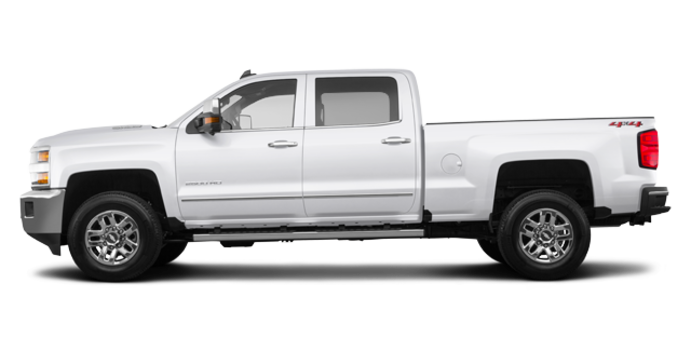 2018 Chevrolet Silverado 2500HD LTZ | Photo 4 | Iridescent pearl tricoat
