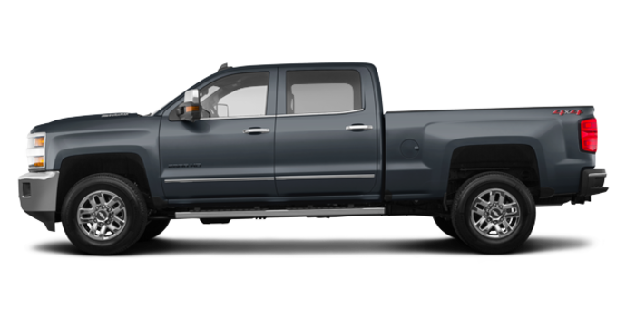2018 Chevrolet Silverado 2500HD LTZ | Photo 4 | Graphite Metallic