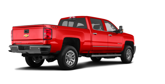 2018 Chevrolet Silverado 2500HD LTZ | Photo 5 | Red Hot
