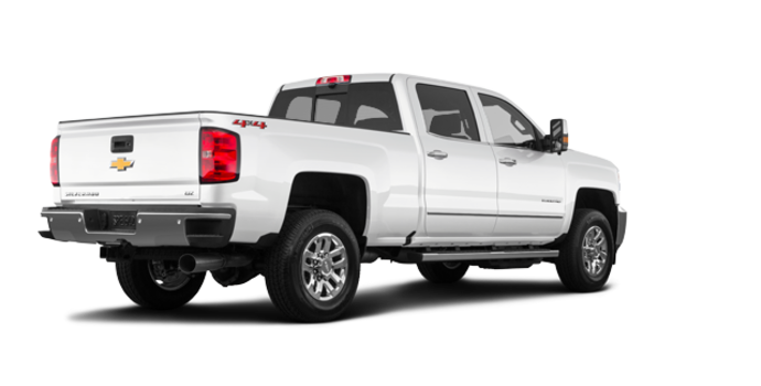 2018 Chevrolet Silverado 2500HD LTZ | Photo 5 | Summit White