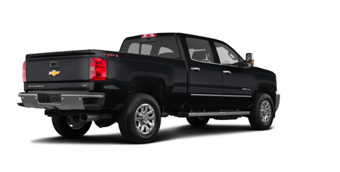 2018 Chevrolet Silverado 2500HD LTZ | Photo 5 | Black