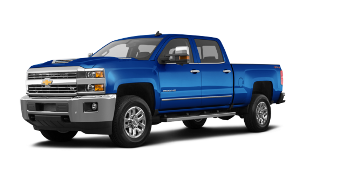 2018 Chevrolet Silverado 2500HD LTZ | Photo 6 | Deep Ocean Blue Metallic