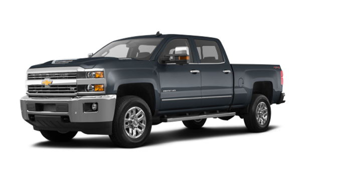 2018 Chevrolet Silverado 2500HD LTZ | Photo 6 | Graphite Metallic