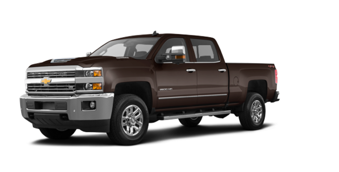 2018 Chevrolet Silverado 2500HD LTZ | Photo 6 | Havana Metallic