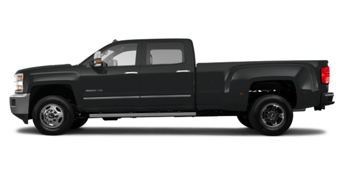 2018 Chevrolet Silverado 3500 HD LTZ | Photo 4 | Graphite Metallic