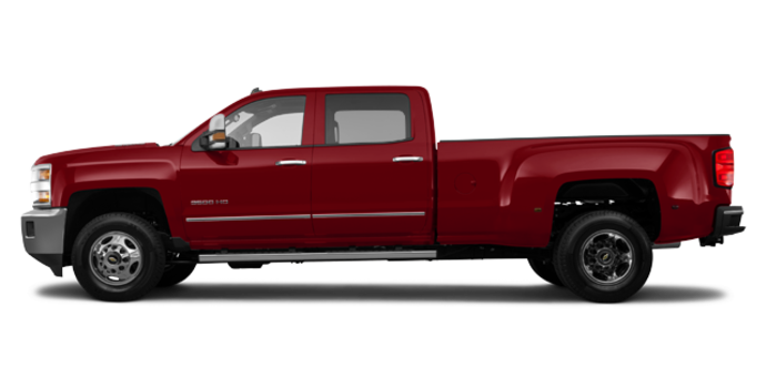 2018 Chevrolet Silverado 3500 HD LTZ | Photo 4 | Cajun Red