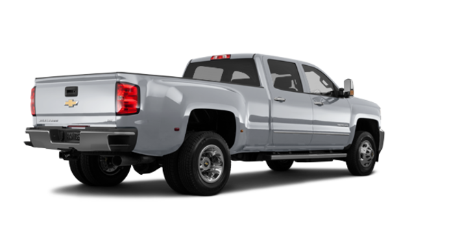 2018 Chevrolet Silverado 3500 HD LTZ | Photo 5 | Silver Ice Metallic