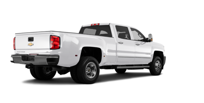 2018 Chevrolet Silverado 3500 HD LTZ | Photo 5 | Summit White