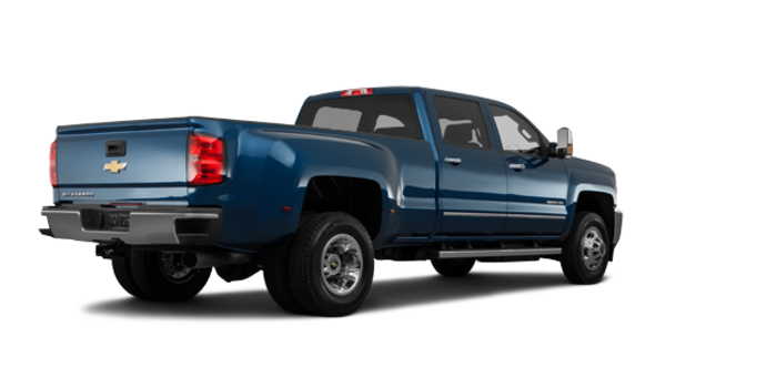 2018 Chevrolet Silverado 3500 HD LTZ | Photo 5 | Deep Ocean Blue Metallic