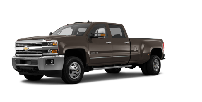 2018 Chevrolet Silverado 3500 HD LTZ | Photo 6 | Havana metallic