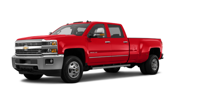 2018 Chevrolet Silverado 3500 HD LTZ | Photo 6 | Red Hot