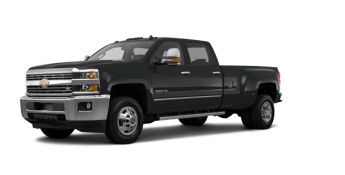 2018 Chevrolet Silverado 3500 HD LTZ | Photo 6 | Graphite Metallic