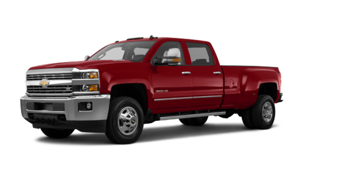 2018 Chevrolet Silverado 3500 HD LTZ | Photo 6 | Cajun Red