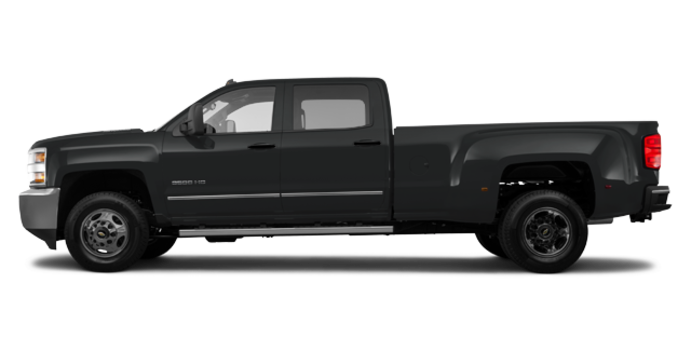 2018 Chevrolet Silverado 3500 HD WT | Photo 4 | Graphite Metallic