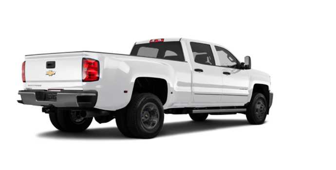 2018 Chevrolet Silverado 3500 HD WT | Photo 5 | Summit White