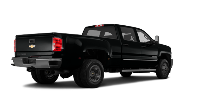 2018 Chevrolet Silverado 3500 HD WT | Photo 5 | Black