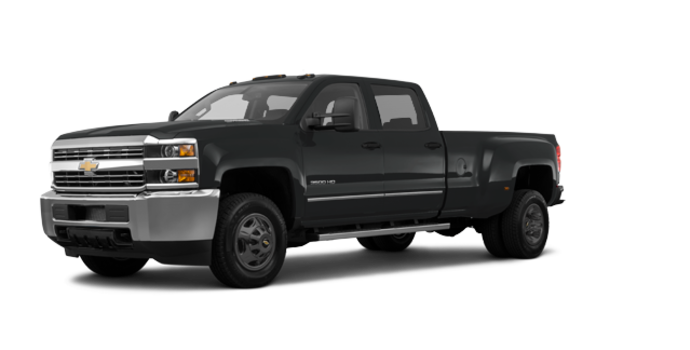 2018 Chevrolet Silverado 3500 HD WT | Photo 6 | Graphite Metallic