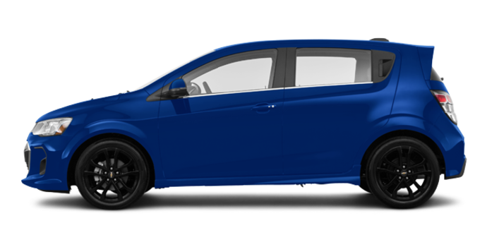 2018 Chevrolet Sonic Hatchback PREMIER | Photo 4 | Kinetic Blue Metallic