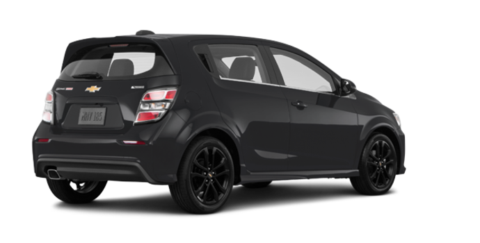2018 Chevrolet Sonic Hatchback PREMIER | Photo 5 | Nightfall Grey Metallic