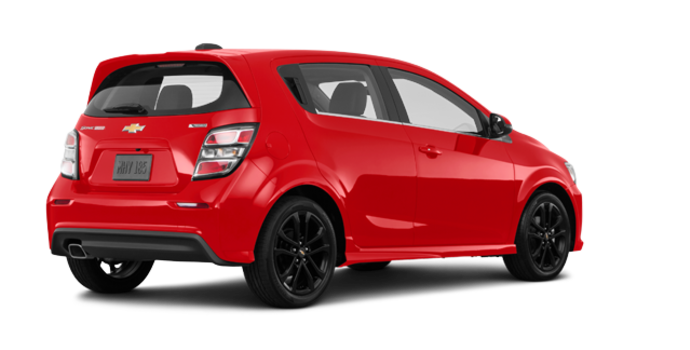 2018 Chevrolet Sonic Hatchback PREMIER | Photo 5 | Cajun Red
