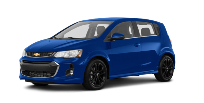 2018 Chevrolet Sonic Hatchback PREMIER | Photo 6 | Kinetic Blue Metallic