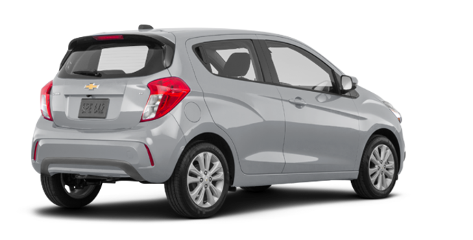 2018 Chevrolet Spark 1LT | Photo 5 | Silver Ice Metallic