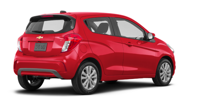 2018 Chevrolet Spark 1LT | Photo 5 | Red Hot