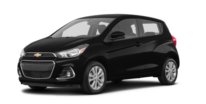 2018 Chevrolet Spark 1LT | Photo 6 | Mosaic Black Metallic