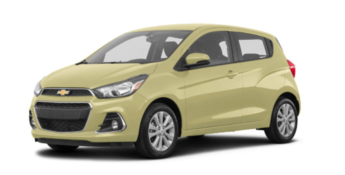 2018 Chevrolet Spark 1LT | Photo 6 | Brimstone