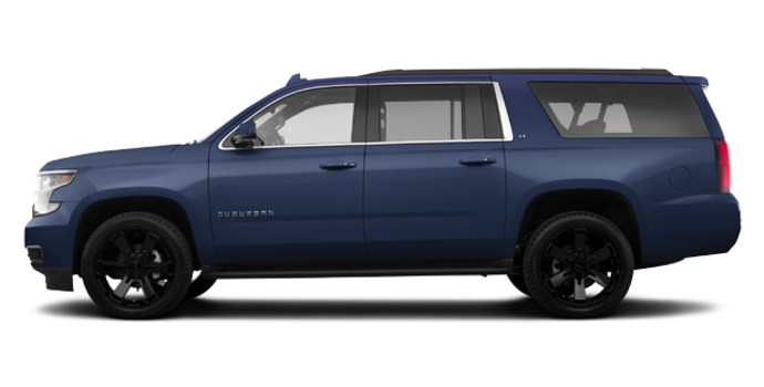 2018 Chevrolet Suburban LT | Photo 4 | Blue Velvet Metallic