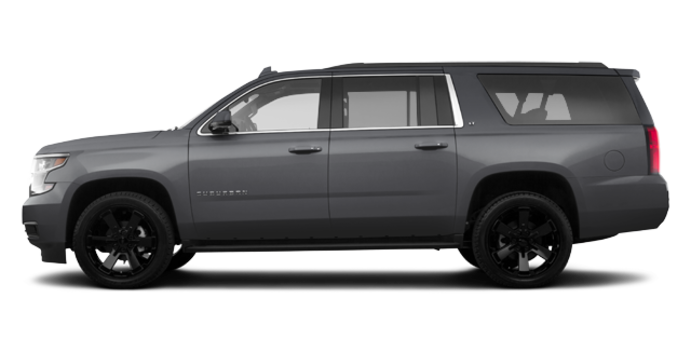 2018 Chevrolet Suburban LT | Photo 4 | Tungsten Metallic
