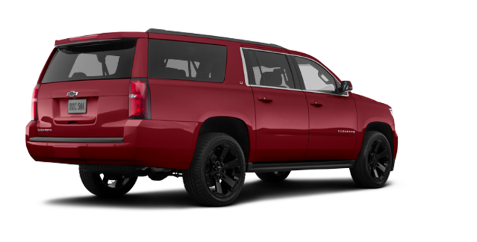 2018 Chevrolet Suburban LT | Photo 5 | Siren Red