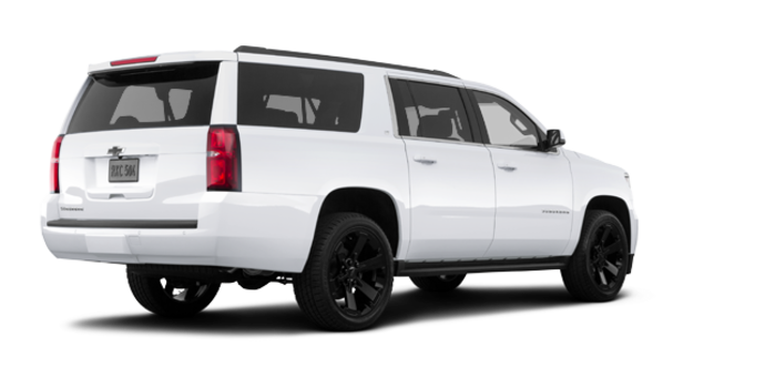 2018 Chevrolet Suburban LT | Photo 5 | Iridescent Pearl