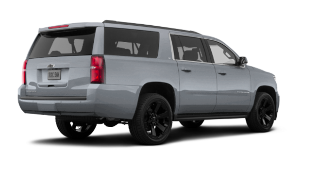 2018 Chevrolet Suburban LT | Photo 5 | Satin Steel Metallic