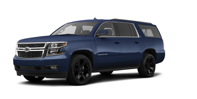 2018 Chevrolet Suburban LT | Photo 6 | Blue Velvet Metallic