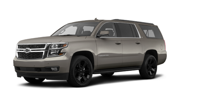 2018 Chevrolet Suburban LT | Photo 6 | Pepperdust Metallic
