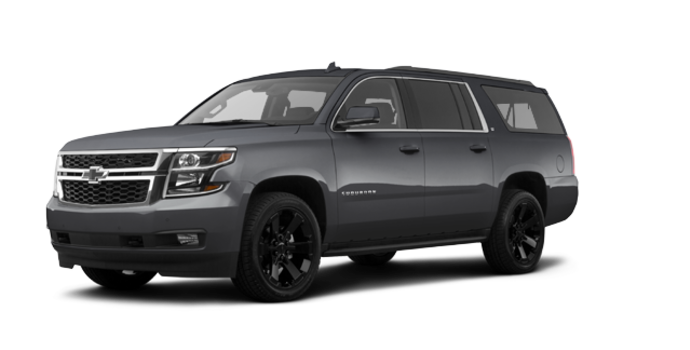 2018 Chevrolet Suburban LT | Photo 6 | Tungsten Metallic