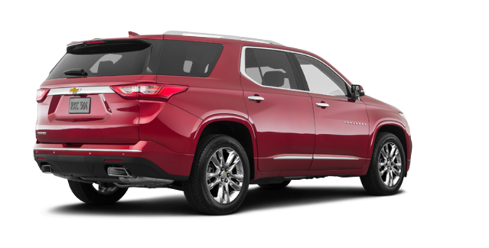 2018 Chevrolet Traverse HIGH COUNTRY | Photo 5 | Cajun red tintcoat