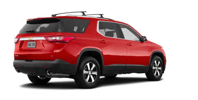 2018 Chevrolet Traverse LT TRUE NORTH | Photo 5 | Cajun red tintcoat