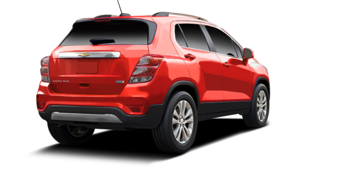 2018 Chevrolet Trax PREMIER | Photo 5 | Red Hot