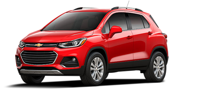 2018 Chevrolet Trax PREMIER | Photo 6 | Red Hot
