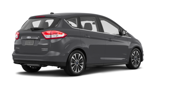 2018 Ford C-MAX HYBRID TITANIUM | Photo 5 | Magnetic Metallic