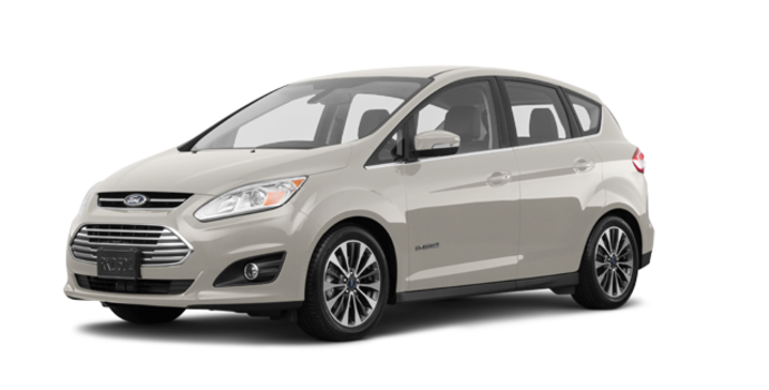 2018 Ford C-MAX HYBRID TITANIUM | Photo 6 | White Gold