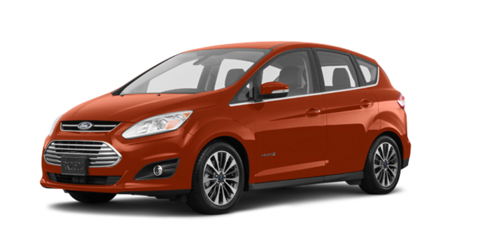 2018 Ford C-MAX HYBRID TITANIUM | Photo 6 | Hot Pepper Red Tinted Clearcoat