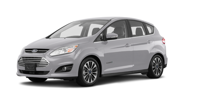 2018 Ford C-MAX HYBRID TITANIUM | Photo 6 | Ingot Silver Metallic